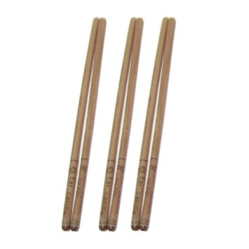 Ear Candles - 3 Pairs of straight Sandalwood ear candles