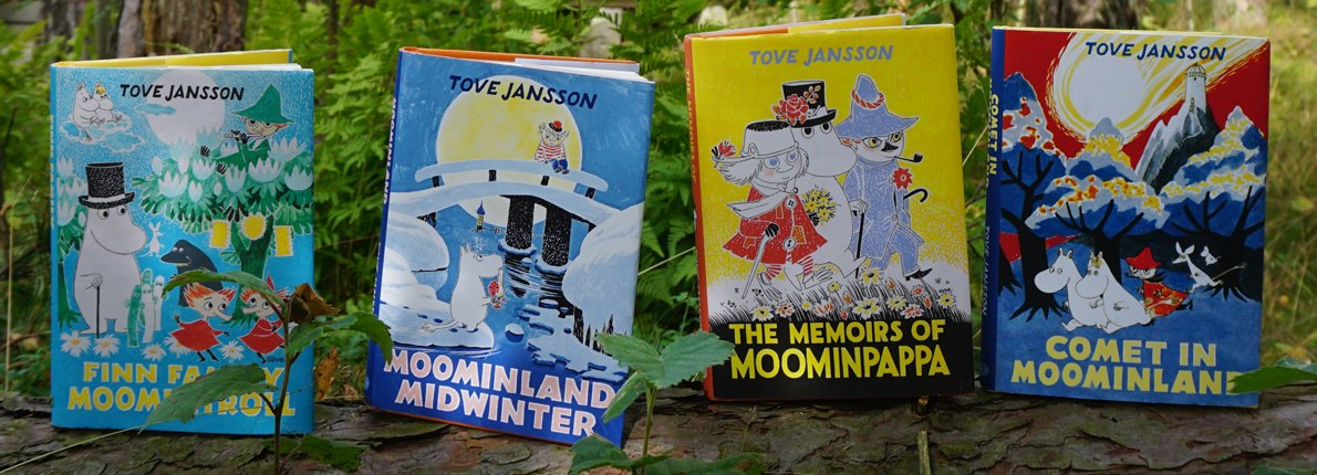 Moomin Special Edition Reprints