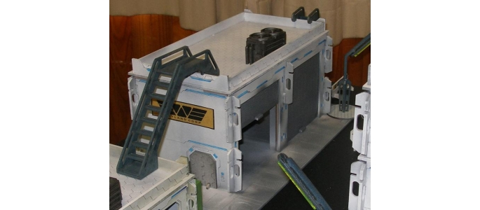 28mm SCI-FI BUILDINGS