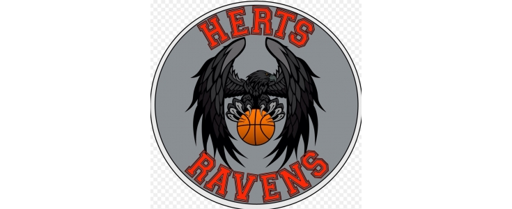 Basketball Team, Herts Ravens