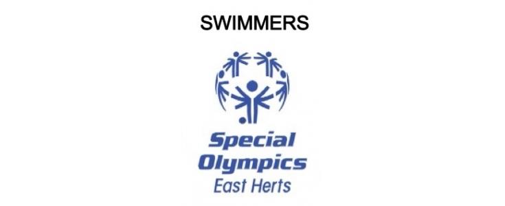 Swimming Team Members
