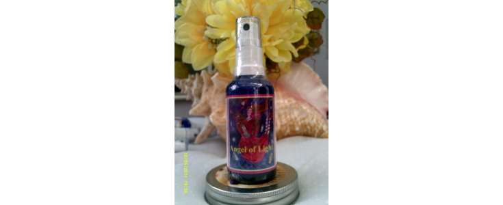Angel Crystal Essences
