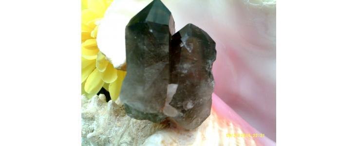 Natural Crystals & Minerals