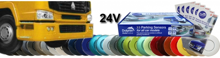 24v Parking Sensor Kits