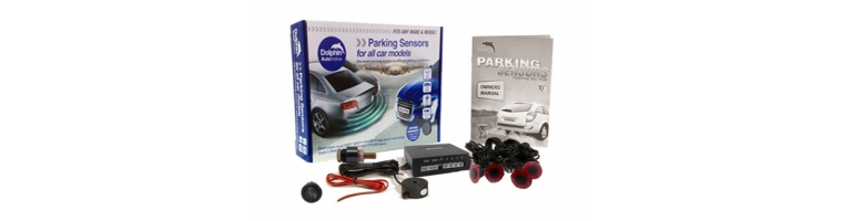 Flush Front Parking Sensors
