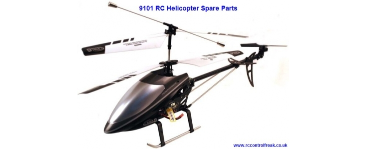 9101 Helicopter Parts