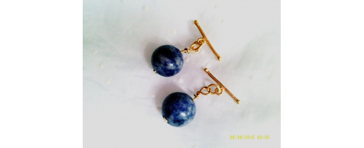 Gemstone Cufflinks