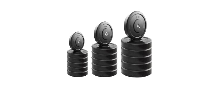 Rubber Weights Ф28 Ф30 Ф50