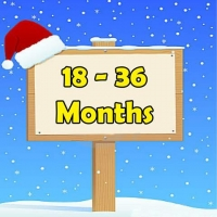 18-36 Months Wrapped Grotto Toys