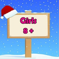 Girls 8+ Wrapped Grotto Toys