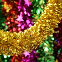 Tinsel & Garlands
