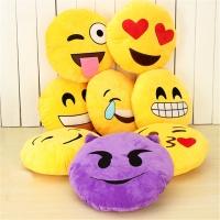 Plush Emoji Toys