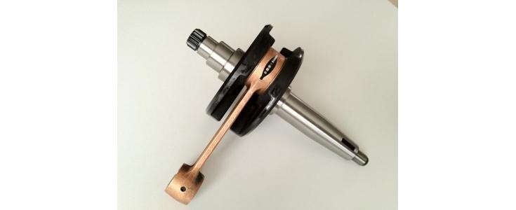 Engine parts, cylinder & crank