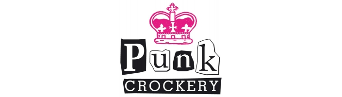 punk crockery